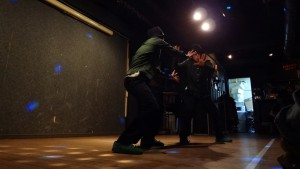 Break ストリート ダンス