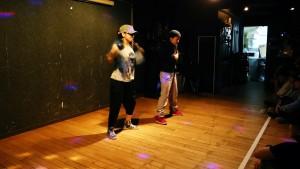 HipHop R&B Jazz ストリート ダンス